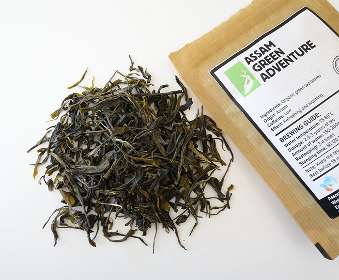 Assamica Agro Green Tea - Assam Green Adventure