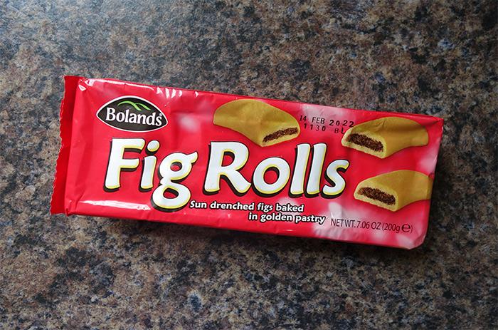 Bolands Fig Rolls