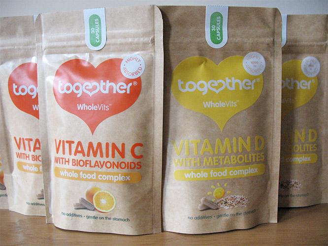 Together Health vitamins